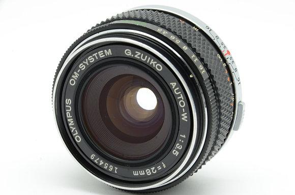 OLYMPUS ズイコー 28mm F3.5 旧   ID 2b0734403