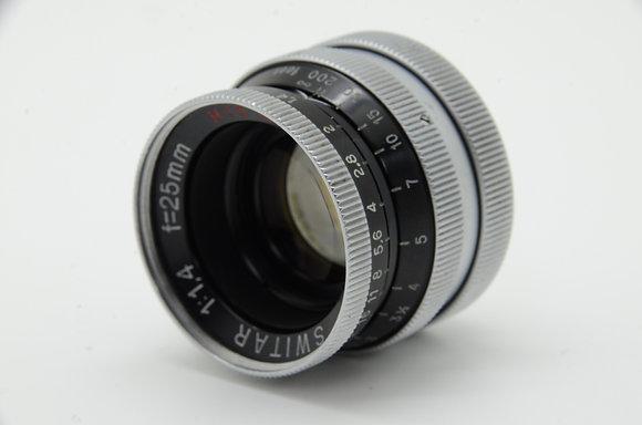 KERN SWITER 25mm F1.4 ID 2b0741488