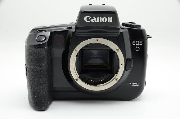 CANON  EOS-5 BODY ID 2b0744124