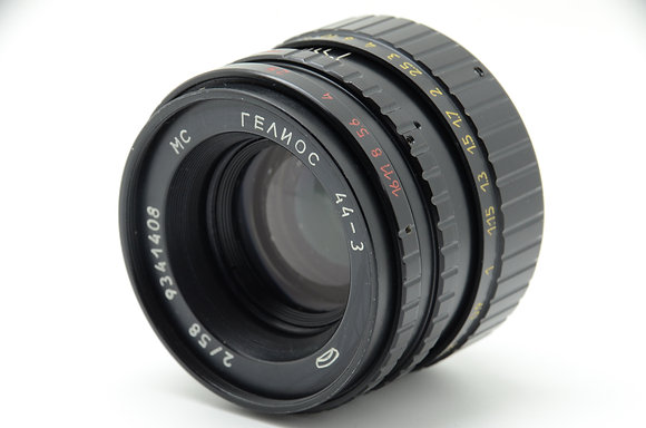 MMZ  HELIOS-44-3 58mm F2 ID 2b0743931
