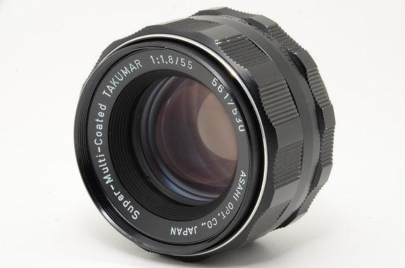 PENTAX SMCタクマー 55mm F1.8   ID 2b0723614