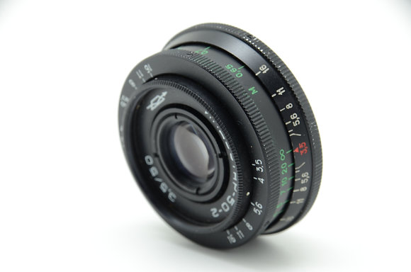 KMZ  INDUSTAR-50-2 50mm F3.5 ID 2b0743939