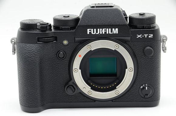 FUJIFILM  X-T2 BODY ID 2b0743693