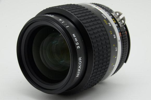 NIKON Ai 35mm F1.4S   ID 2b0736825