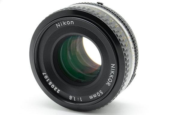 NIKON Ai50mm F1.8S ID 2b0740084