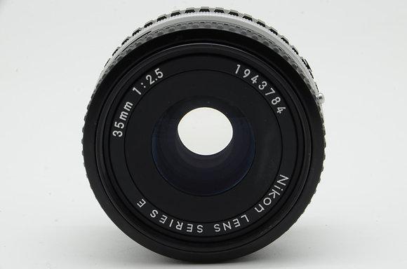 NIKON 35mm F2.5E   ID 2b0737566
