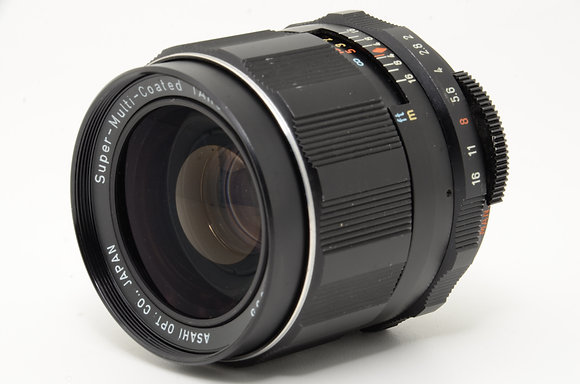 PENTAX SMCタクマー 35mm F2   ID 2b0722535