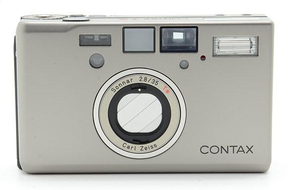 CONTAX  T3 シルバー ID 2b0739717