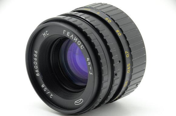 MMZ  HELIOS-44-3 58mm F2 ID 2b0743932