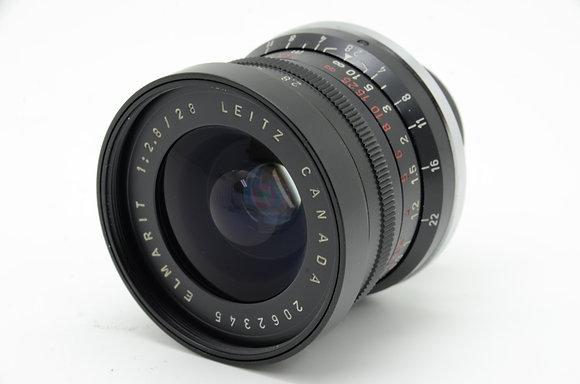LEICA  エルマリート 28mm F2.8 Ver.1 ID 2b0718940