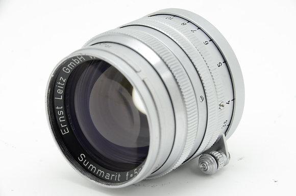 LEICA  ズマリット 50mm F1.5 ID 2b0741359
