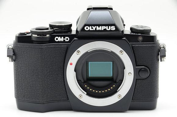 OLYMPUS  OM-D E-M10 BODY ブラック ID 2b0740290