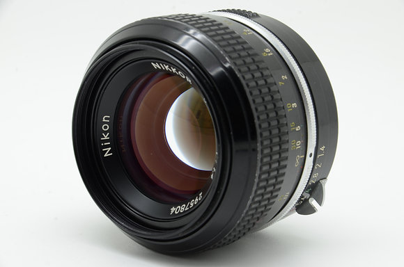 NIKON  NEWニッコール 50mm F1.4 ID 2b0740328