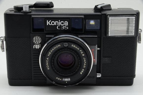 KONICA  C35 AF ID 2b0744121
