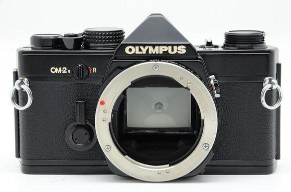 OLYMPUS OM-2N ブラック BODY ID 2b00736565