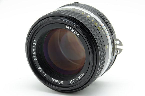 NIKON Ai 50mm F1.4S ID 2b0738961