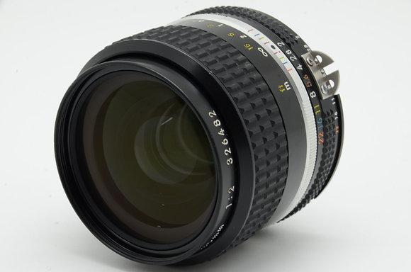 NIKON Ai 35mm F2S   ID 2b0736933