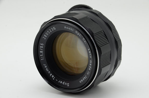 PENTAX Sタクマー 55mm F1.8 ID 2b0741881