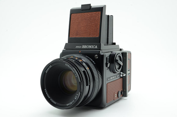 BRONICA  SQ-Ai SpecialEdition 80mm F2.8  ID 2b0735304