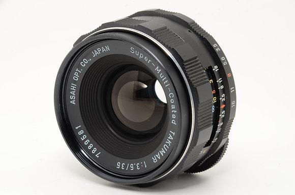 PENTAX SMCタクマー 35mm F3.5   ID 2b0738006