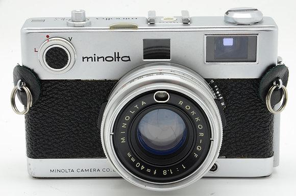 MINOLTA  AL-E ID 2b0737531