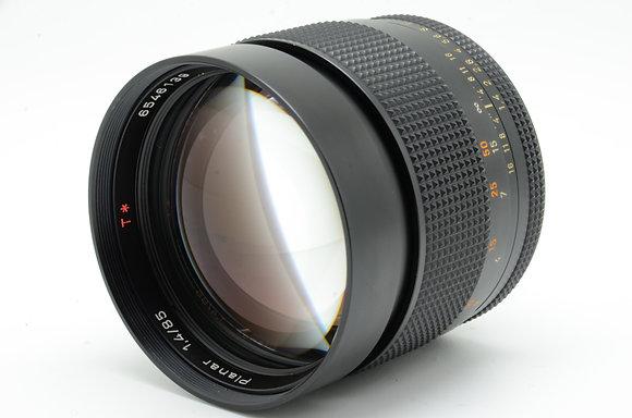 CONTAX プラナーT 85mm F1.4 AEG ID 2b0738991