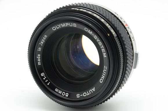 OLYMPUS ズイコー 50mm F1.8   ID 2b0739094