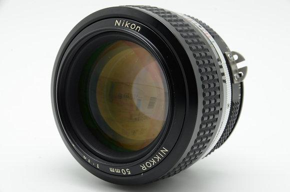 NIKON  Ai 50mm F1.2 ID 2b0740438