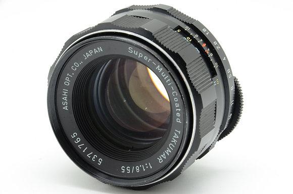 PENTAX SMCタクマー 55mm F1.8   ID 2b0739054