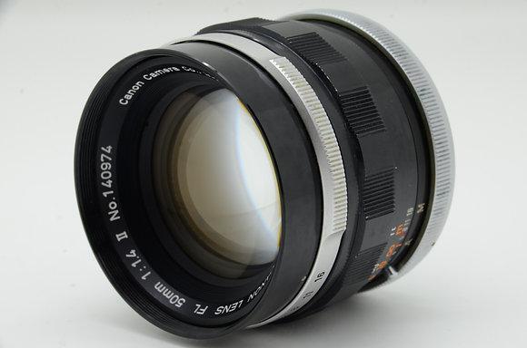 CANON FL50mm F1.4 II型 ID 2b0741612