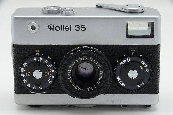 ROLLEI  Rollei35 Germany ID 2b0743759