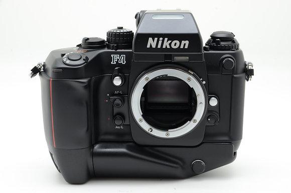 NIKON  F4S ID 2b0740803