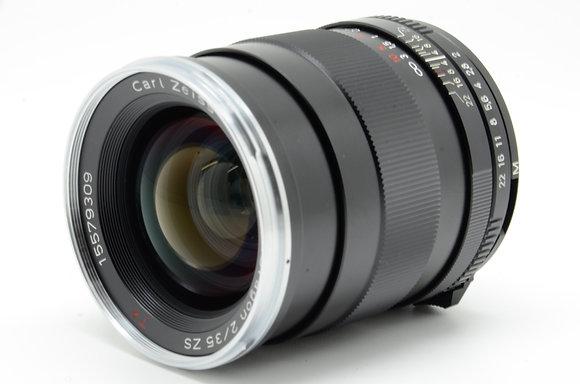 ZEISS ディスタゴン 35mm F2 ZS ID 2b0734821