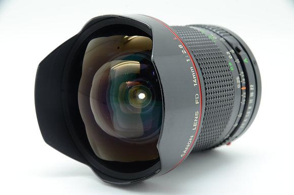 CANON  NFD14mm F2.8L ID 2b0743735