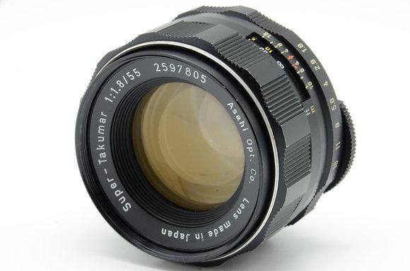 PENTAX Sタクマー 55mm F1.8   ID 2b0739053