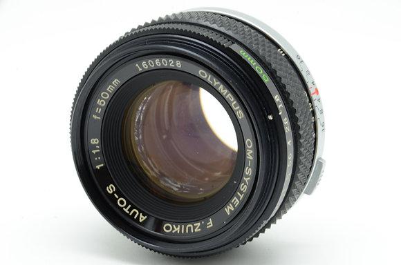 OLYMPUS ズイコー 50mm F1.8   ID 2b0737591