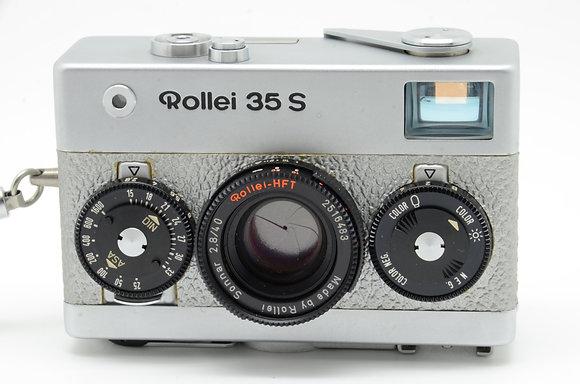ROLLEI ローライ35S シルバー ID 2b00733862