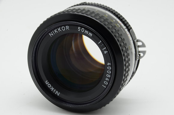 NIKON Ai 50mm F1.4   ID 2b0732620