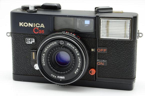 KONICA C35 EF ID 2b00740172
