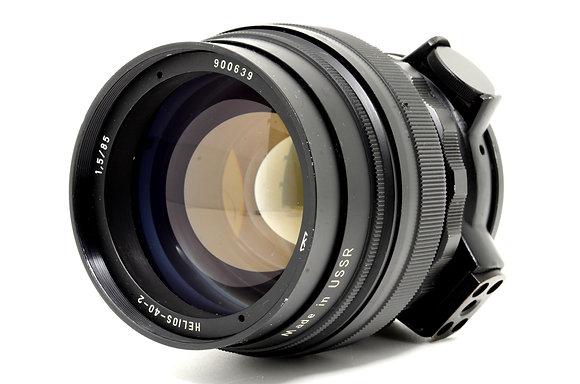 HELIOS-40-2 85mm F2   ID 2b0736781