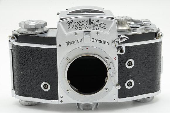 EXAKTA  VX IIa テッサー50mm F2.8 ID 2b0740361