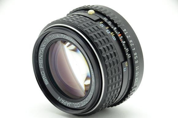 PENTAX  SMCペンタM50mm F1.4 ID 2b0744035
