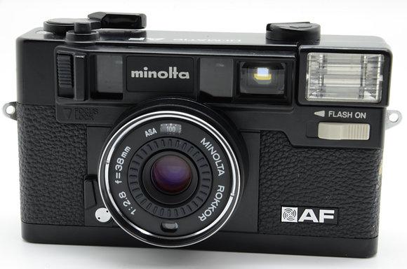 MINOLTA HI-MATIC AF ID 2b00740169