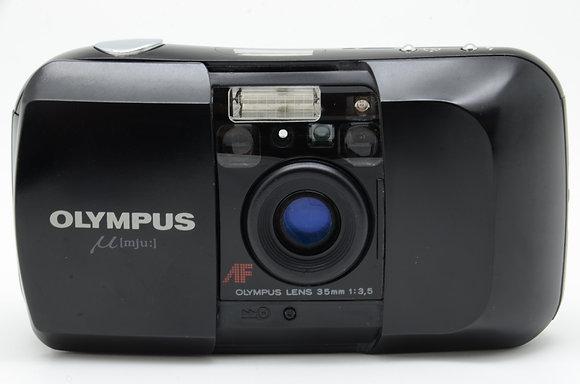 OLYMPUS μ ID 2b0731770