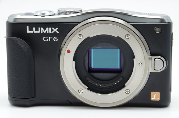 PANASONIC LUMIX DMC-GF6 BODY ブラック ID 2b0738971