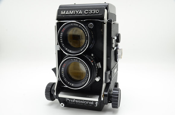 MAMIYA  C330プロF 105/3.5DS ID 2b0741236