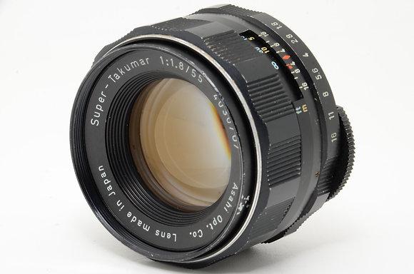PENTAX Sタクマー 55mm F1.8   ID 2b0736639