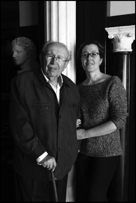 Rafael Guillén y Marina Guillén