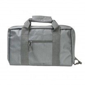 VISM® by NcSTAR® DISCREET PISTOL CASE/URBAN GRAY