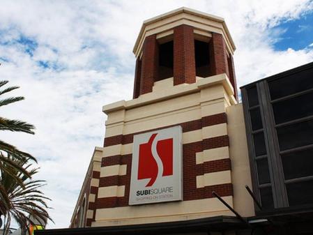 Subi Square Lock Down Information